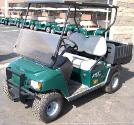 XRT 800 Standard Utility Rental with lights and brush guard